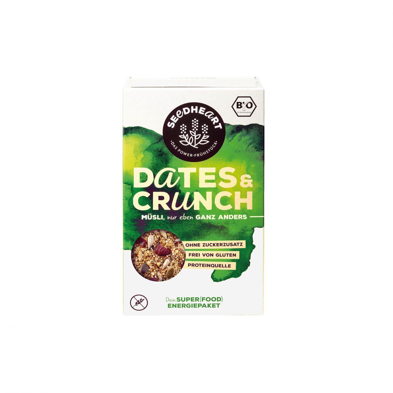 Dates & Crunch