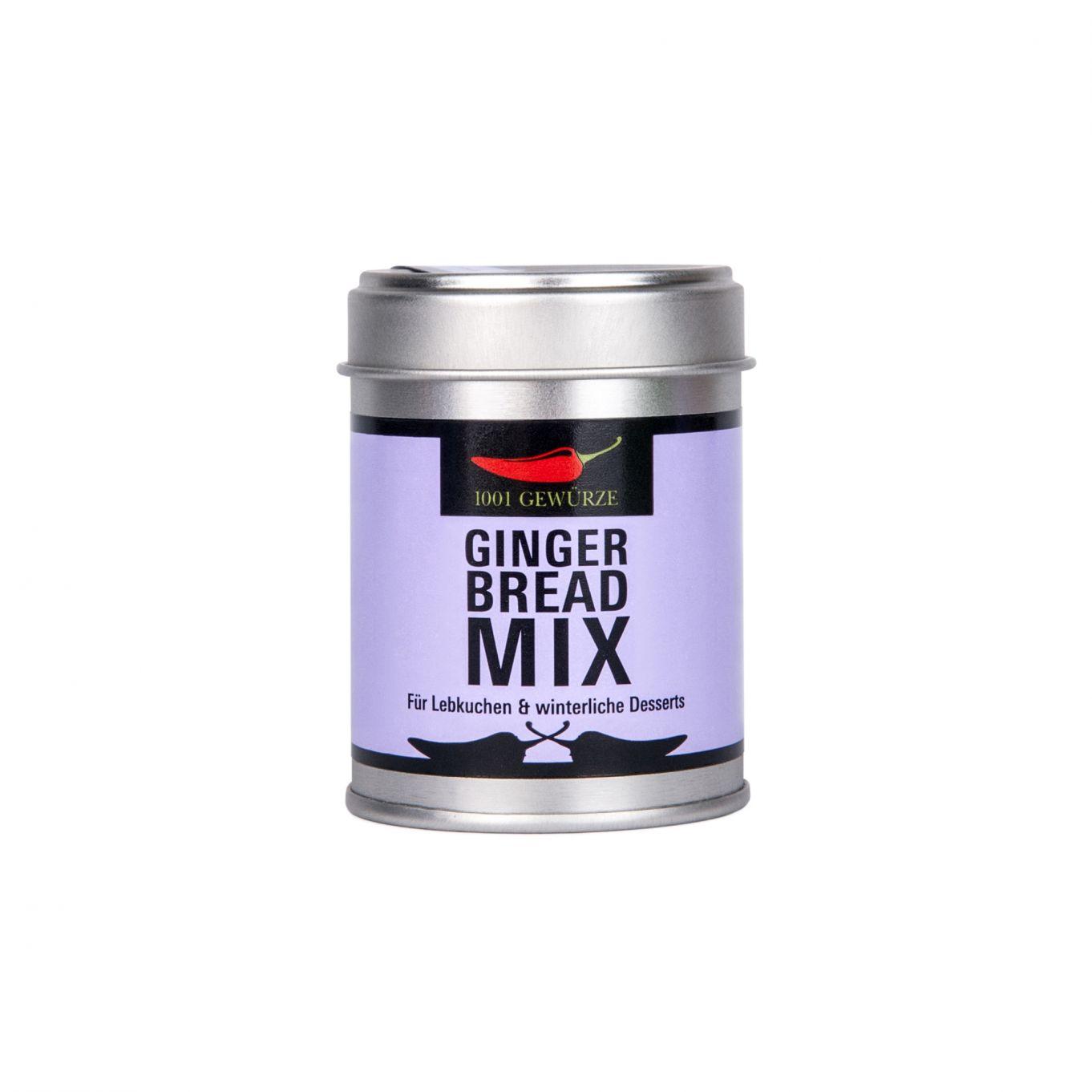 Gingerbread-Mix