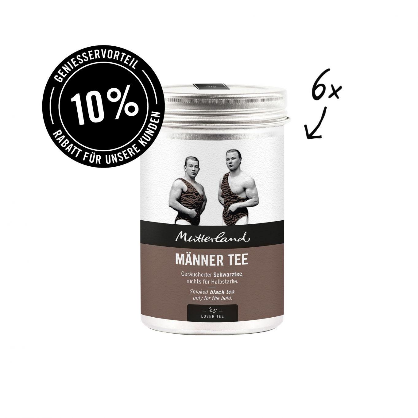 Männer Tee - lose