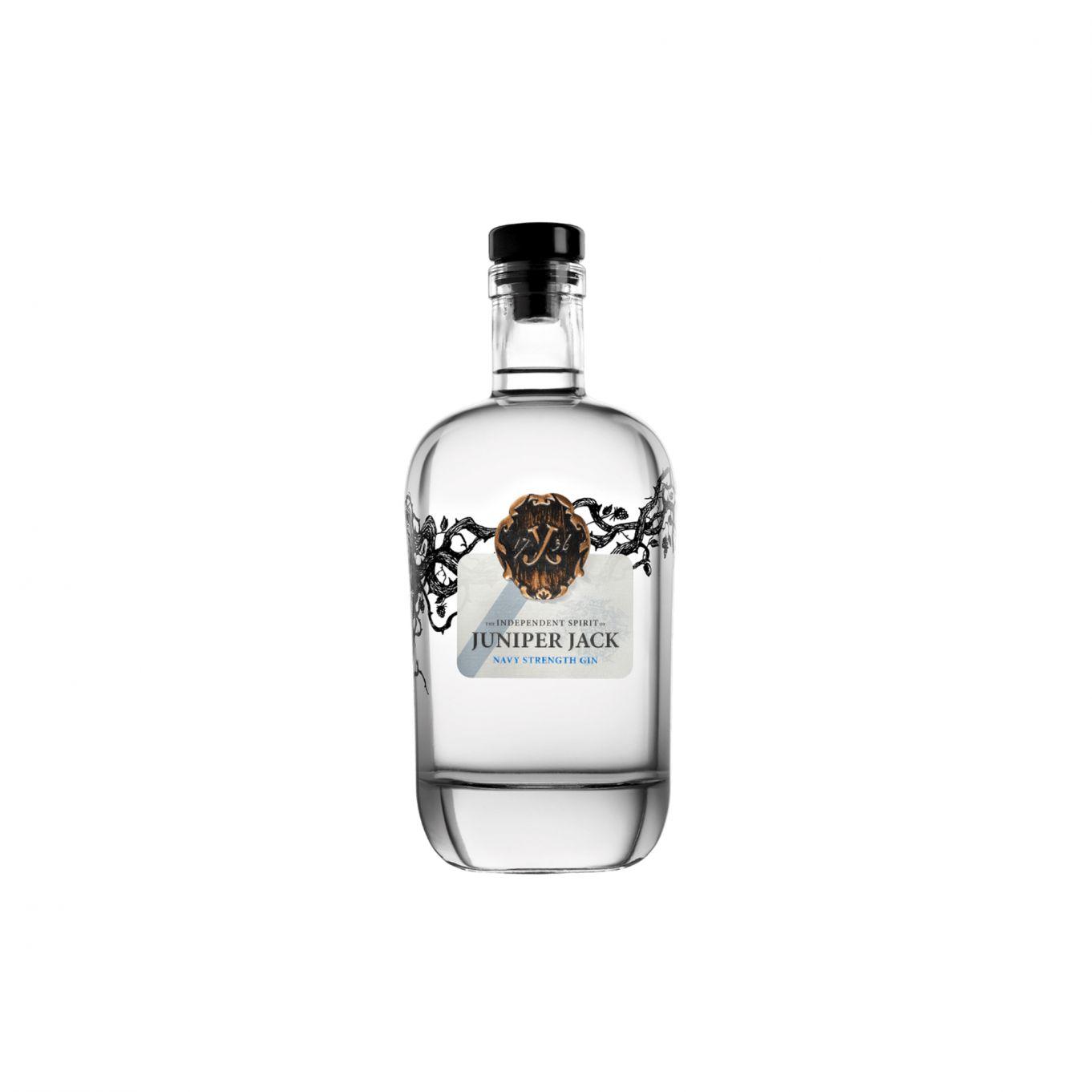 Juniper Jack Gin Navy Strength
