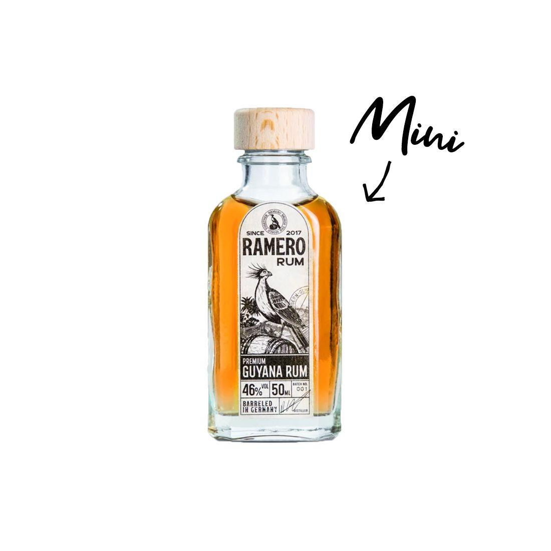 Mini Rumero Rum