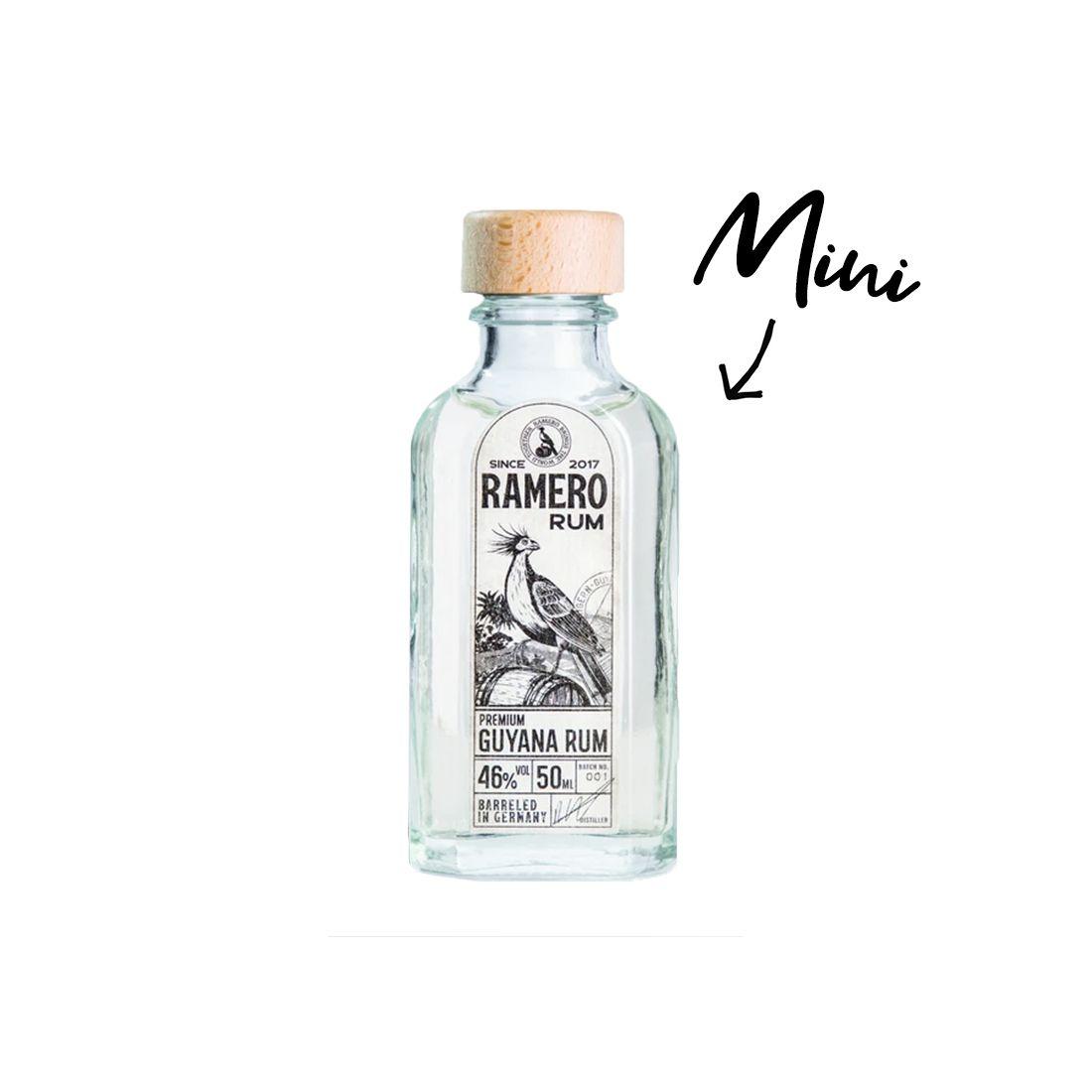 Mini Ramero Rum