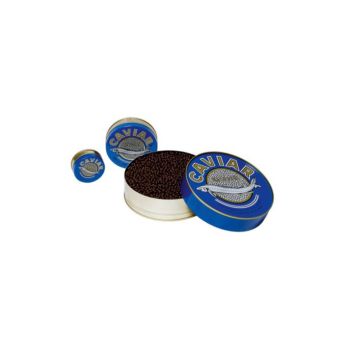 Schokoladen Caviar 120g