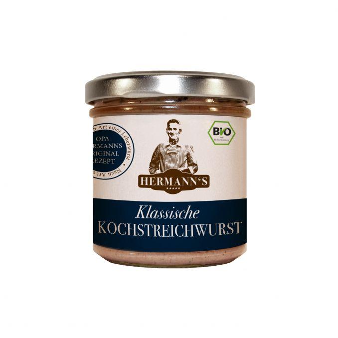 Kochstreichwurst klassisch