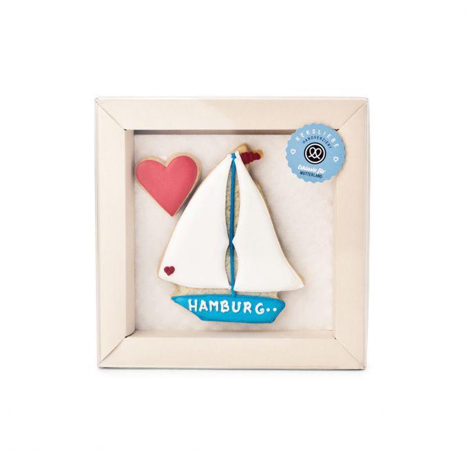 Segelschiff Vanille Büsum