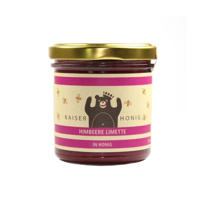 Himbeere Limette Honigcreme