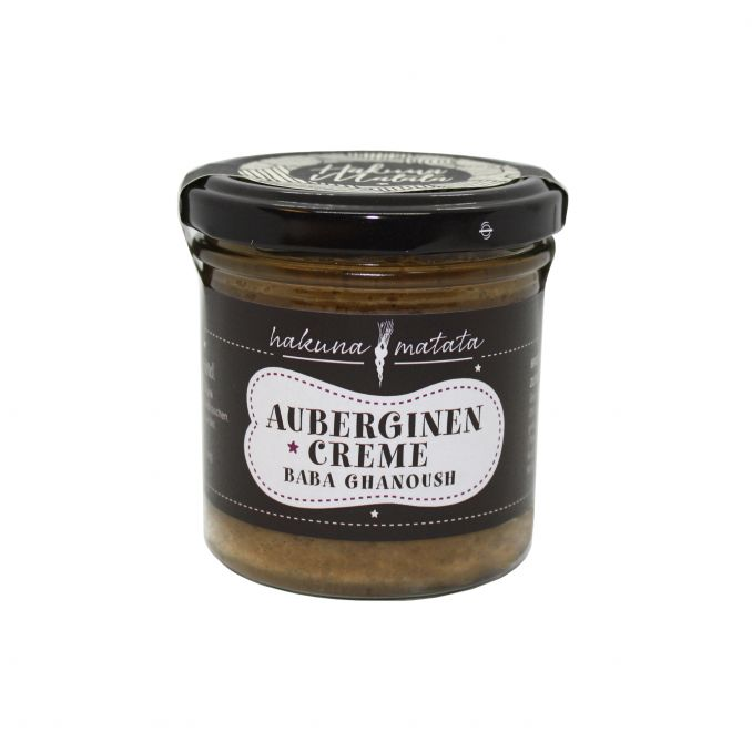Auberginen Creme