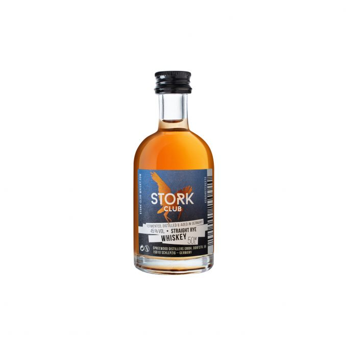 Mini Rye Whiskey