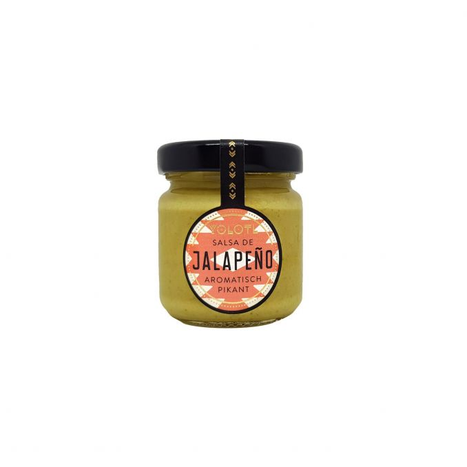 Salsa de Jalapeño 50ml