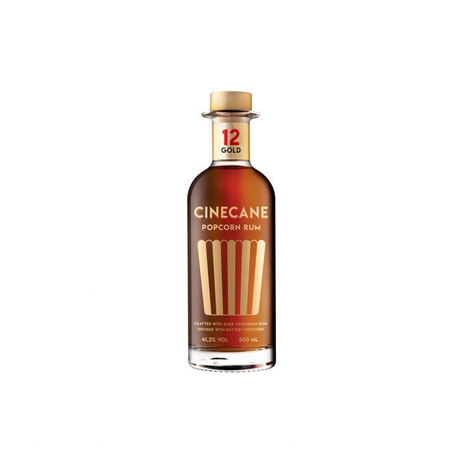 Cinecane Popcorn Rum Gold