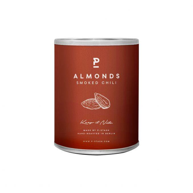 Almonds Smoked Chili