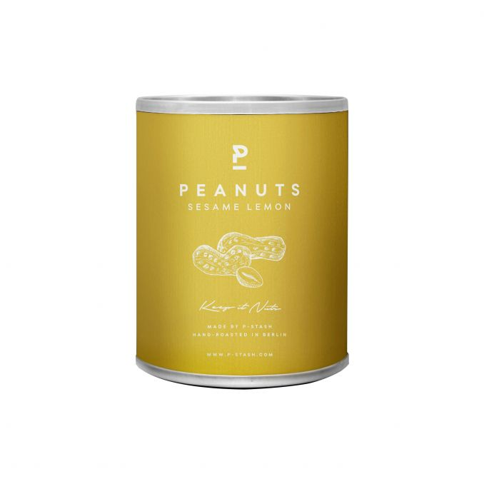 Peanuts Sesame Lemon