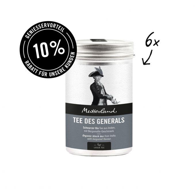 Tee des Generals - lose