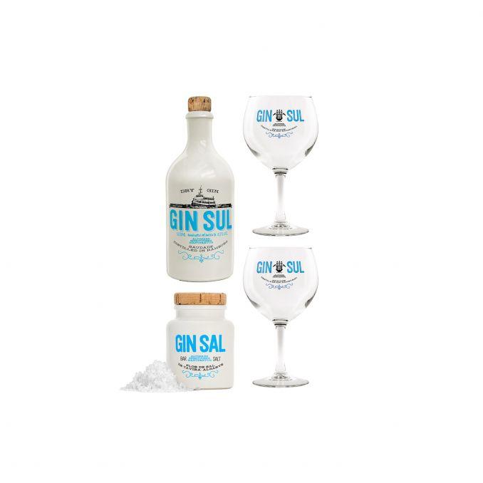 Saúde mit Gin Sul!