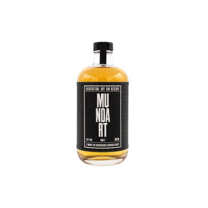 Mundart Dry Gin Reserve